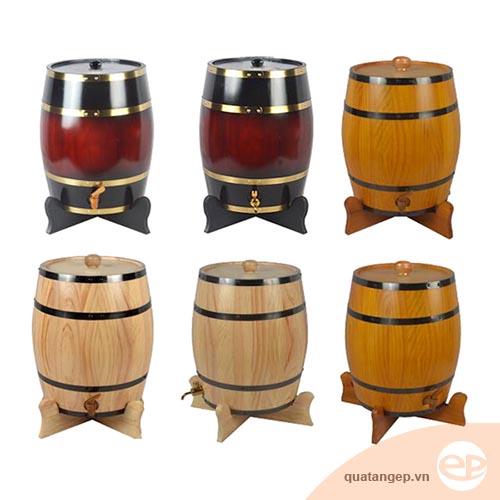 Địa chỉ bán thùng gỗ đựng rượu tại Hà Nội