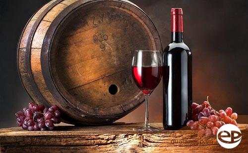 3 lý do để lựa chọn trống rượu vang làm quà Tết