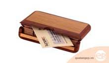6 Mẫu Hộp Namecard làm bằng gỗ