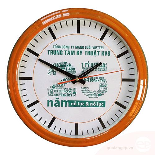 Đồng hồ treo tường 04