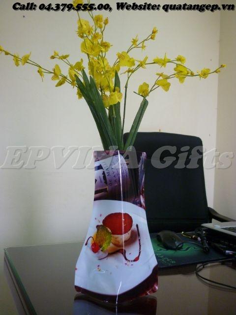 Lo hoa gấp 01