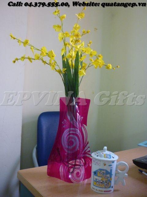 Lo hoa gấp 03