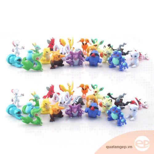 Pokemon đồ chơi 01