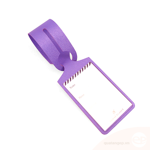 Thẻ hành lý 03