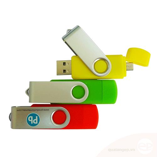 USB nhựa 25
